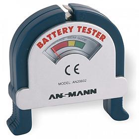 Bộ kiểm tra pin - Battery Tester ANSMANN - Hàng Nhập Khẩu