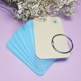 Combo 10 bộ flashcard màu (tặng kèm bút dạ Zebra)