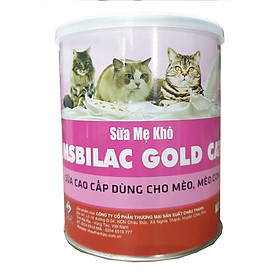 Sữa cho mèo cao cấp - Sữa mẹ khô gold cat