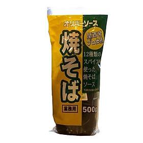SỐT YAKISOBA 500GR - hàng nội địa Nhật Bản