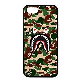 Ốp lưng dành cho Iphone 5 B.A.P.E Bộ Đội - Hàng Chính Hãng