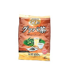 Trà lá ổi hỗ trợ giảm cân, đốt mỡ Orihiro 60 gói