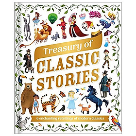 Treasury Of Classic Stories (Treasuries 176)