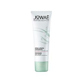 Kem dưỡng ẩm dịu nhẹ JOWAE mỹ phẩm thiên nhiên từ Pháp Moisturizing Light Cream 40ml