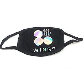 Khẩu Trang Wings BTS