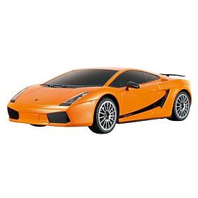 Xe điều khiển 1:24 Lamborghini Superleggera_màu Cam RASTAR R26300/ORA
