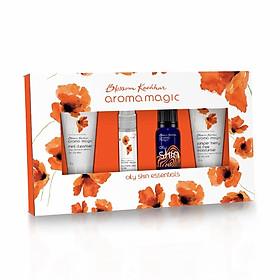 Bộ dưỡng dành cho da dầu - Oily Skin Essentials Kit