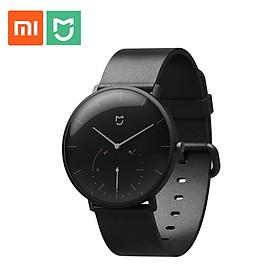 Đồng hồ thông minh Xiaomi Mi Mijia Chống nước, Quay số kép, Đồng hồ báo thức, Cảm biến chuyển động, Máy đếm bước đi, Dây da, Ứng dụng Mi Home