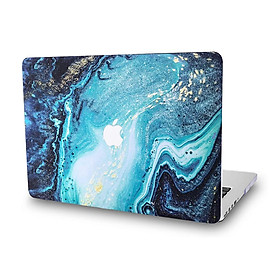 Laptop Protective Case Super Thin Rubberized Coated Laptop Cover Replacement for Apple 13'' MacBook Pro A1278 Scenery