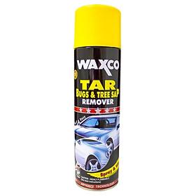 Tẩy nhựa đường nhựa cây chuyên dụng cho ô tô WAXCO (550ml)