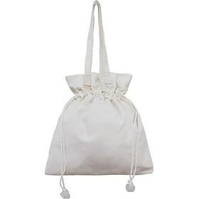 Túi Vải Đeo Vai Tote Bag XinhStore Dạng Rút Cao Cấp