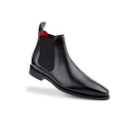 Giày Boots Nam Veritas Calgary Chelsea Boot - Black