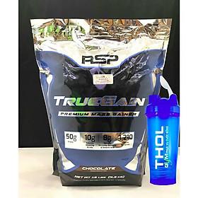 RSP True Gain 5.3kg Hổ trợ tăng cân tăng cơ + tặng bình nước 600ml