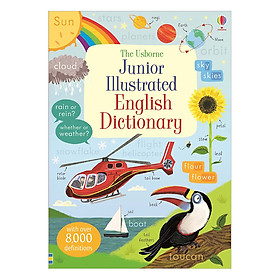 Usborne Junior Illustrated English Dictionary