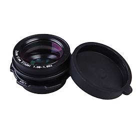1.08-1.6X Viewfinder Magnifier Eyepiece Eyecup Adjustable Zoom Magnifying For Canon Nikon Olympus Pentax Sony Fujifilm Samsung Minolta