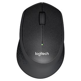 Chuột không dây Logitech M330 Chuột im lặng với USB 1000DPI 2,4 GHz
