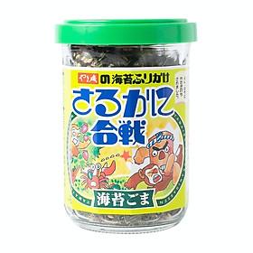 Gia vị rắc cơm vừng và rong biển Yamaiso 48g