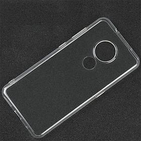 Ốp lưng silicon dẻo trong suốt dành cho Nokia 7.2 siêu mỏng 0.6mm