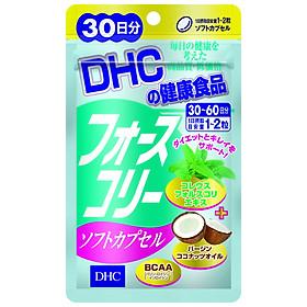 Combo Viên uống DHC Hỗ Trợ Giảm Cân - Bổ sung Dinh Dưỡng (Forskohlii+MultiVitamin)