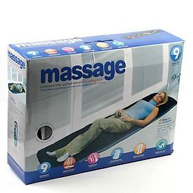 Đệm thư giãn toàn thân massage 9 điểm