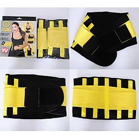 Đai sinh nhiệt giảm mỡ bụng Hot Belt cao cấp, size XL