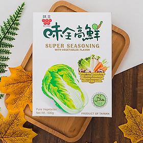 Hạt nêm rau củ Cao San