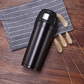 Stainless Steel Vacuum Thermo Cup Double Lakyer Mug Thermol Bottle for Home Coffee Tea Milk Travel
