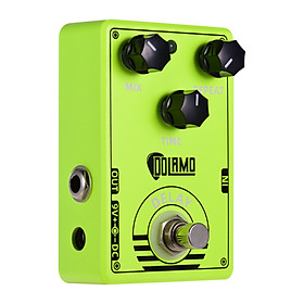 Dolamo D-14 Delay Guitar Effect Pedal Delay Pedal with Mix Repeat and Time Controls True Bypass Design for Electric
