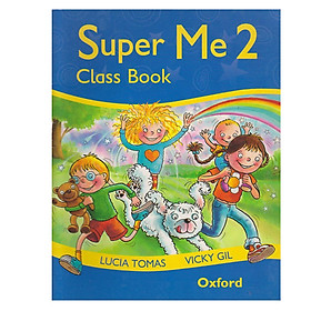 Super Me: Fun Book Level 2