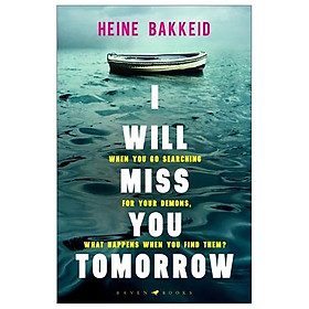 I Will Miss You Tomorrow (A Thorkild Aske Mystery)