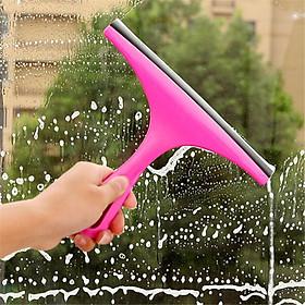 Cây gạt nước lau kính cầm tay tiện lợi (Giao màu ngẫu nhiên)