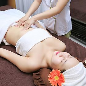 Massage Body Tinh Dầu Thiên Nhiên (60 Phút) Tại Ellis Beauty