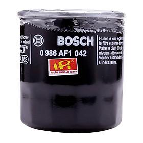 Lọc nhớt (dầu) Bosch O1042 cho xe TOYOTA-Innova, Camry3.0V, Land Cruiser, Fortuner, SUZ-Grand Vitara, Swift, MAZDA 3, Ford Ranger VIC#: C-111, OE Number: 90915 03002
