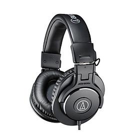 Tai nghe kiểm âm Audio-Technica ATH M30X cho phòng thu - Hàng chính hãng