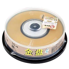 Hộp 10 Đĩa Trắng CD-R 24-speed Woodpecker
