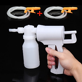 New l Manual Portable Suction Pump Lightweight Respiratory FIRST AID
