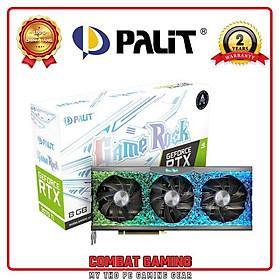 Card Màn Hình PALIT RTX 3070Ti GAMEROCK 8GB GDDR6X - Hàng Chính Hãng