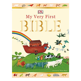 My Very First Bible (Hardback)