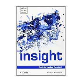 Insight Pre-Intermediate: Workbook