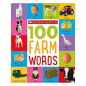 Scholastic 100 Farm Words