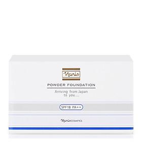 PHẤN NỀN NARIS POWDER FOUNDATION SPF18 PA++ #02-3