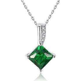 Dây Chuyền Ngọc Lục Bảo M -1461 Bảo Ngọc Jewelry