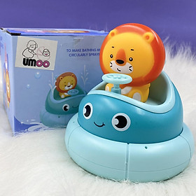 Đồ chơi nhà tắm, đồ chơi nước 2020 chính hãng Umoo