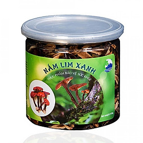 Nấm Lim Xanh Thái Lát 100gr (001)