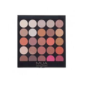 Bảng mắt Makeup Academy MUA Eyeshadow Palette - Burning Ember