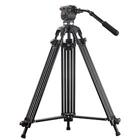 Chân máy quay JY-0508B 1.85m