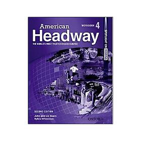 American Headway 4 Workbook 2Ed