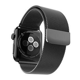 Dây đeo thay thế cho Apple Watch size màn hình 38m và 40mm silicone cao cấp (4 màu) -  Chính hãng
