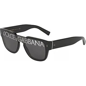 Kính mát Unisex Dolce & Gabbana DG4356F 501 M