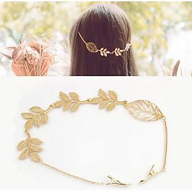 Cài tóc hình bướm kẹp tóc lá quấn tóc bướm cài đầu phụ kiện nữ phong cách Hàn Quốc thời trang xinh xắn